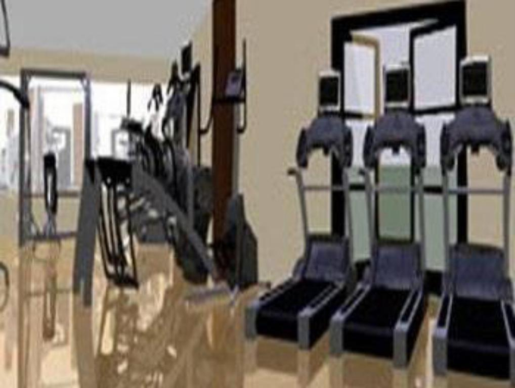 Fitness center Sugar Ridge Resort LTD