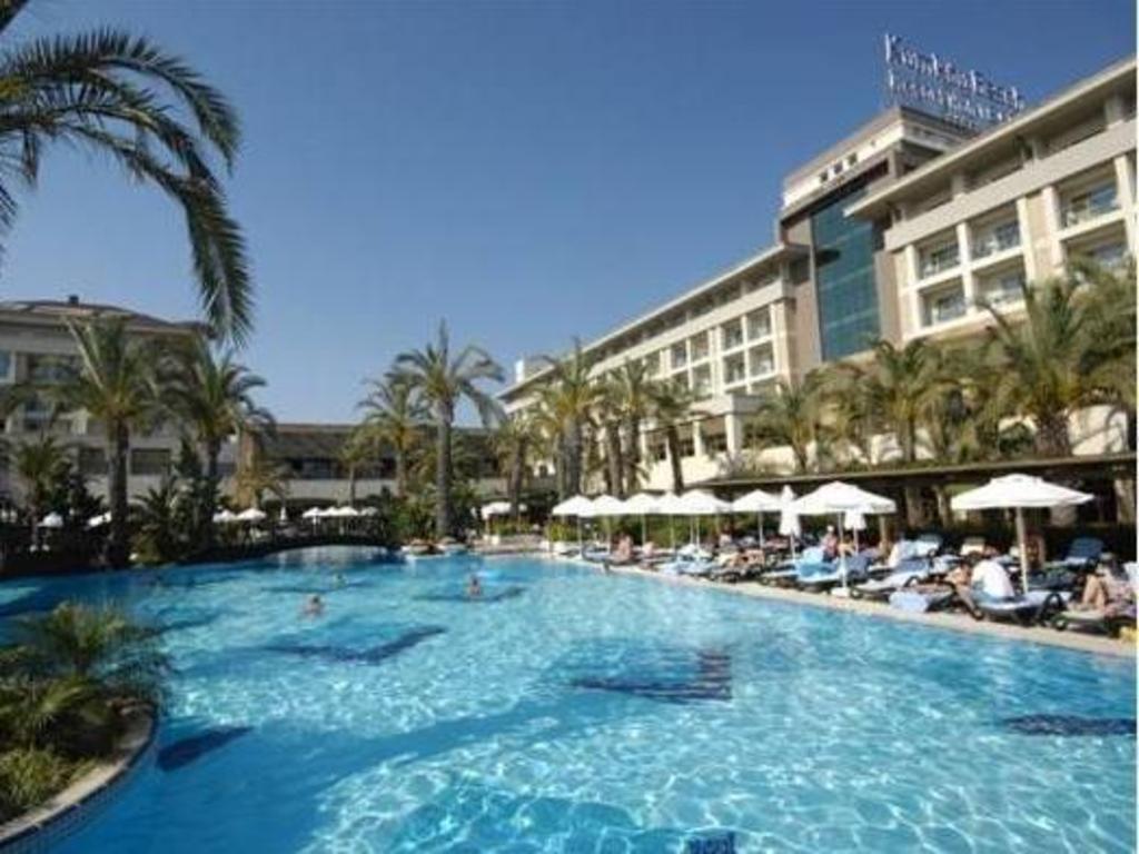 Sunis Hotels Kumkoy Beach Resort Hotel Spa