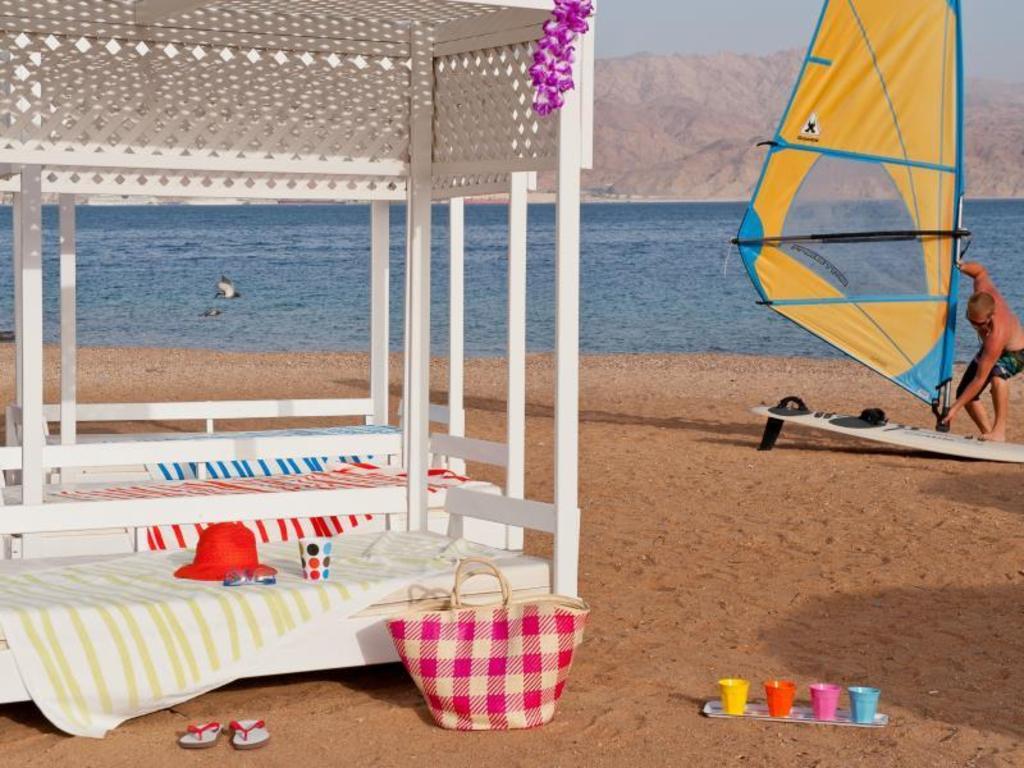 U Coral Beach Club Eilat فندق يو كورا...