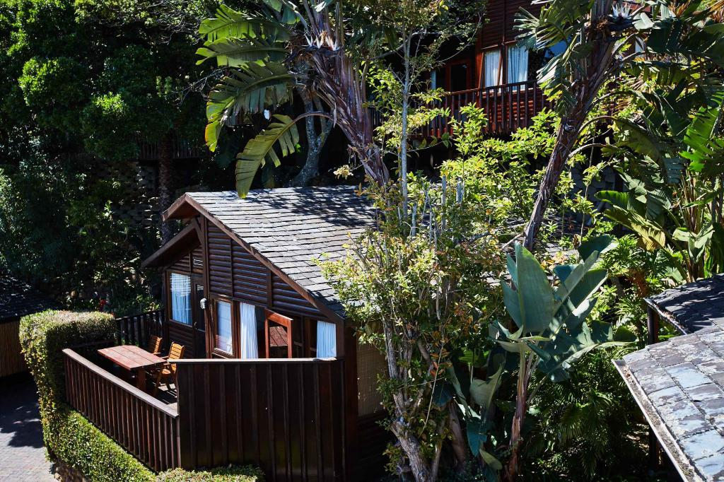 Chalet Middle - Vila/Bungalow Under Milkwood Chalets