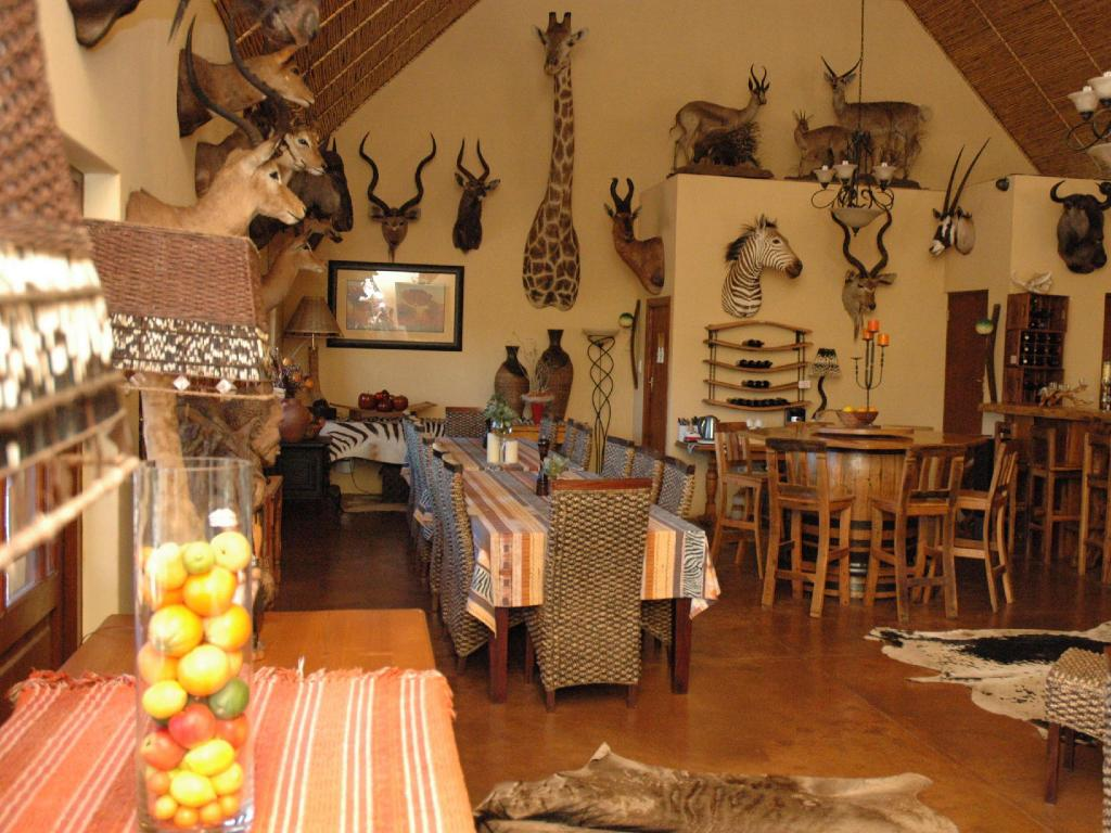 Vista interior Valley Bushveld Country Hospedaje (Valley Bushveld Country Lodge)