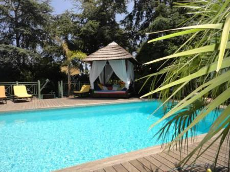 Swimming pool B&B Villa Lantana