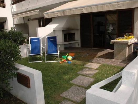Appartamento con 1 Camera da Letto con Giardino Privato (One-Bedroom Apartment with Private Garden)