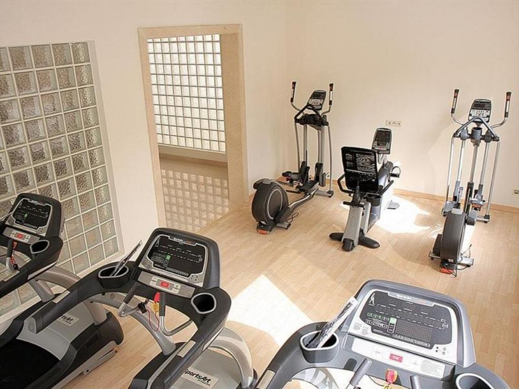 Fitness center Vivienda Hotel Villas