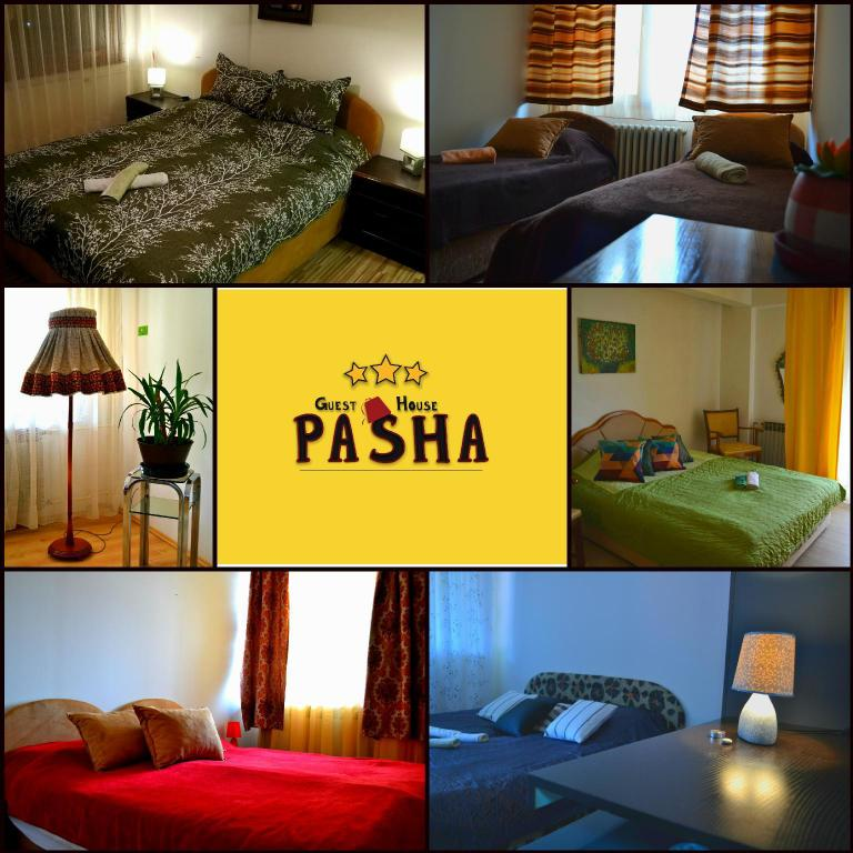 Rooms & Apartment GH Pasha