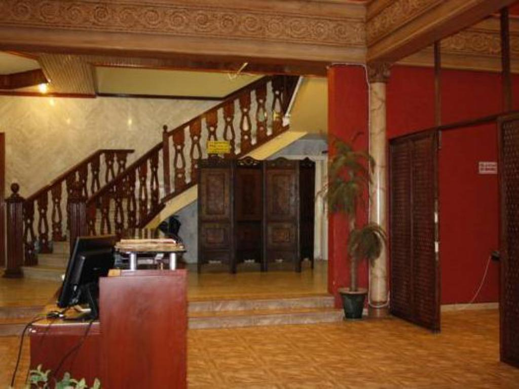 Lobby Wrood Al-Nuzl Hotel Apartments