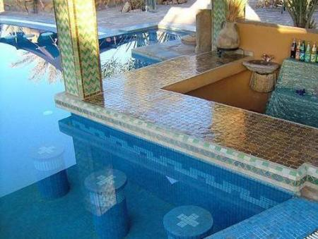 Swimming pool Kasbah Hotel Xaluca Arfoud