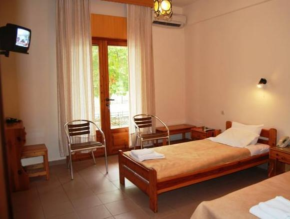 Quarto Twin com Varanda (Twin Room with Balcony)
