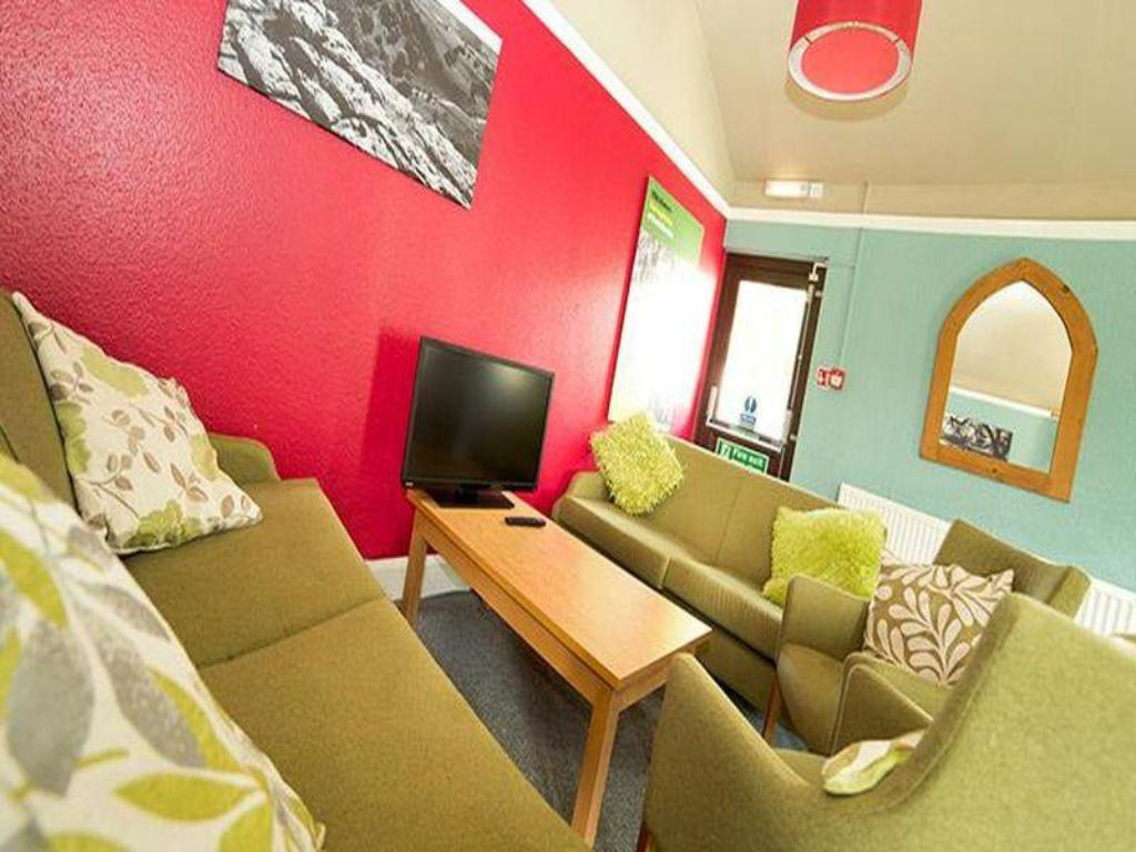 Interno Hostel YHA Malham