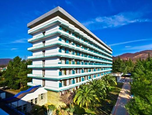 Resort area Imeretinsky (Adler). Imeretinsky Apartments: reviews and photos