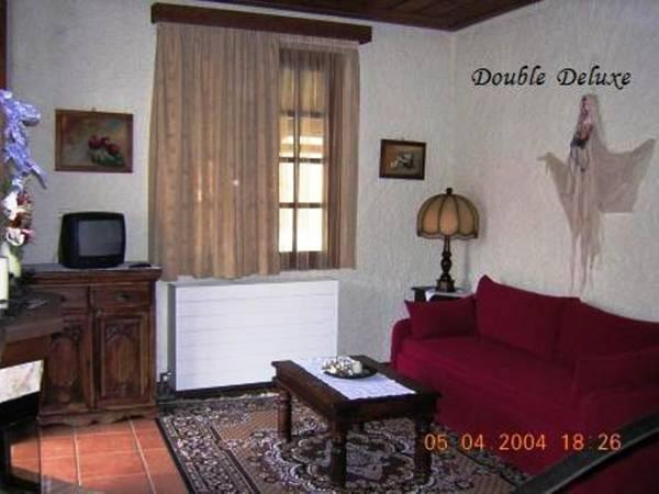 Camera Matrimoniale Superior con Camino (Superior Double Room with Fireplace)