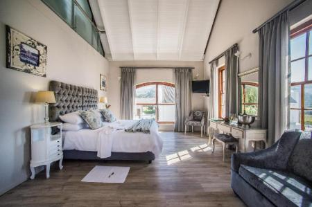 Camera per Famiglie - Bagno Zorgvliet Country Lodge
