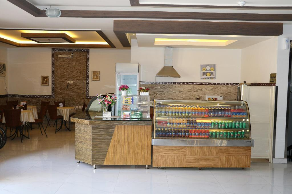 Coffee shop Al Alya Hotel