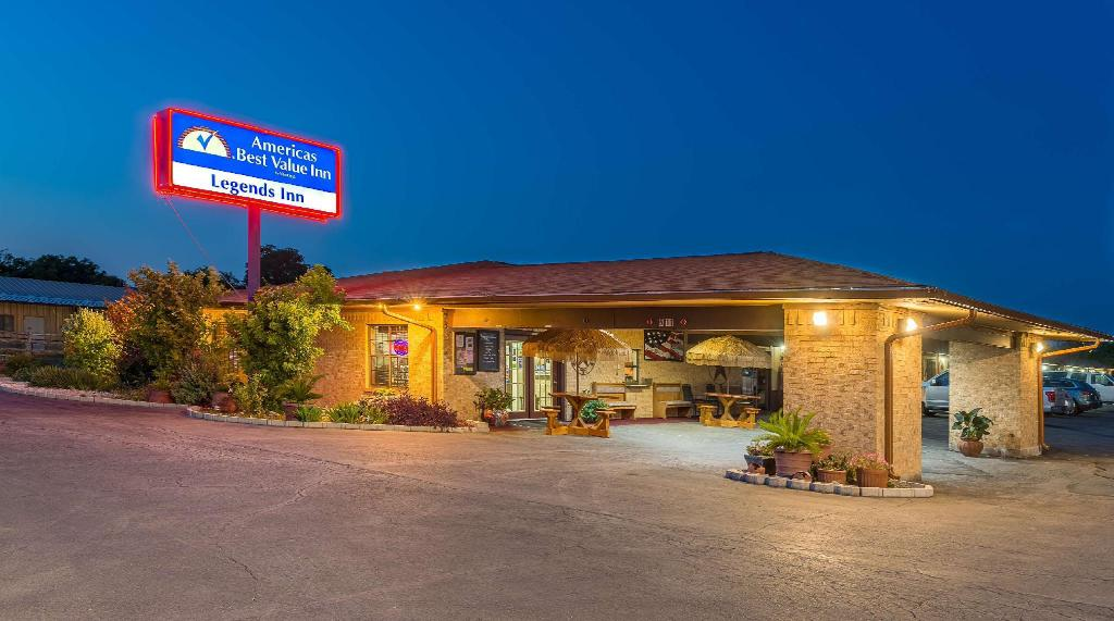 Americas Best Value Inn The Legends Inn