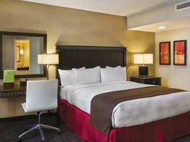 1 King 2 Room Deluxe Suite