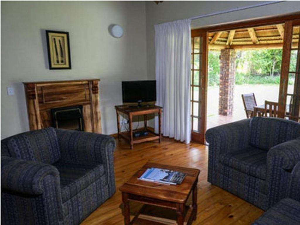 Interior view Coral Tree Cottages