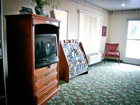 Interior view Crystal Inn Suites & Spas