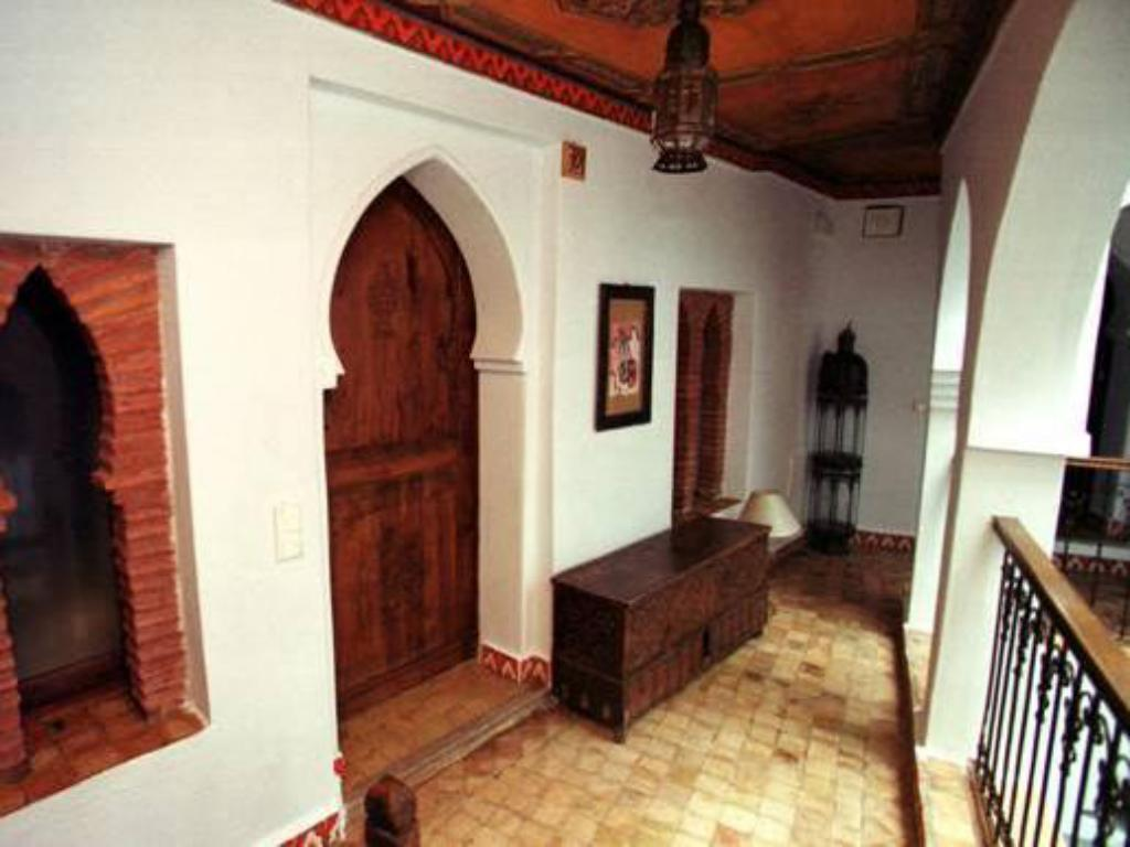 Interior view Dar Baibou