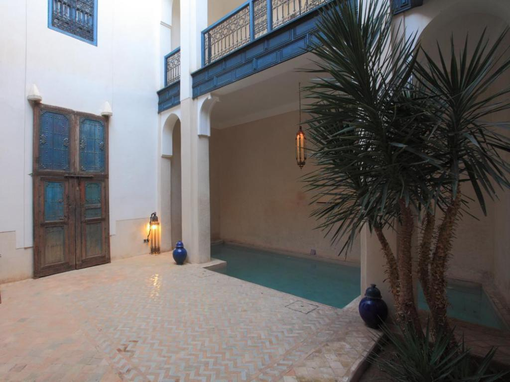Swimming pool Riad Dar Sara
