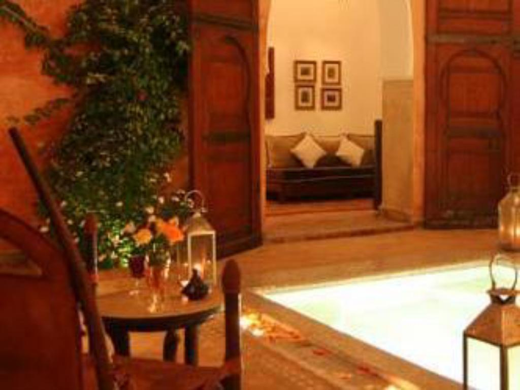 Interior view Dar Warda Guest House
