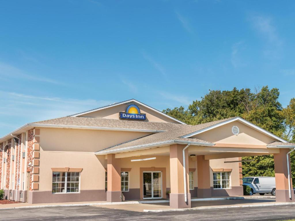 More about Days Inn Perryville