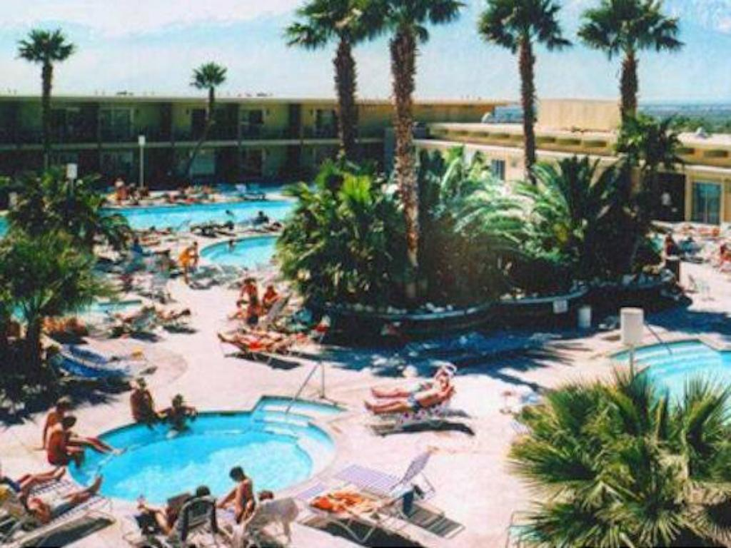 Schwimmbad Desert Hot Springs Spa Hotel
