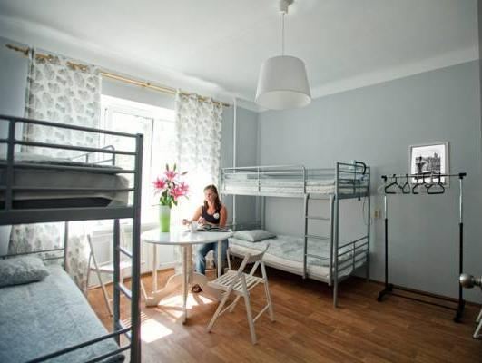 Letto Singolo in Dormitorio con 6 Letti (Single Bed in 6-Bed Dormitory Room)