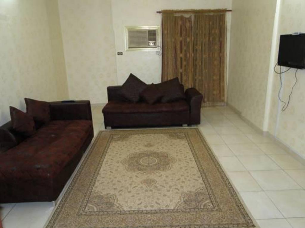 Interior view Diyafat Al Haramain - Dar Al Ayad Apartment