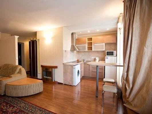 Apartament Delux (2 Adults) (Deluxe Apartment (2 Adults))