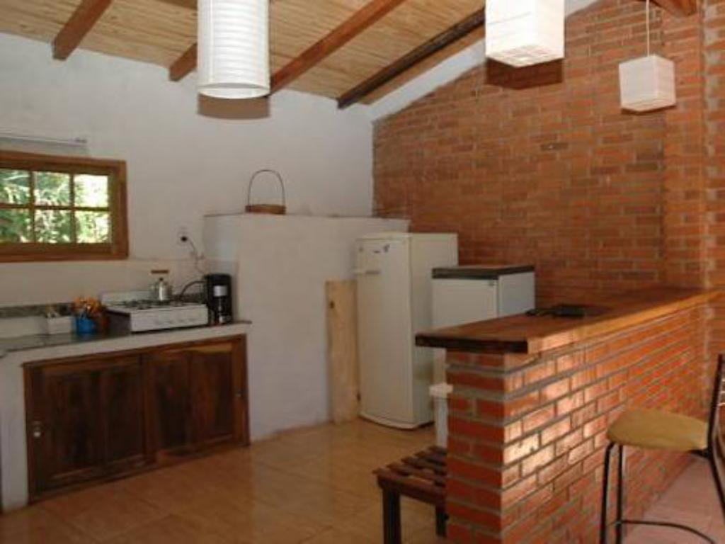 Interior view El Guembe Hostel House