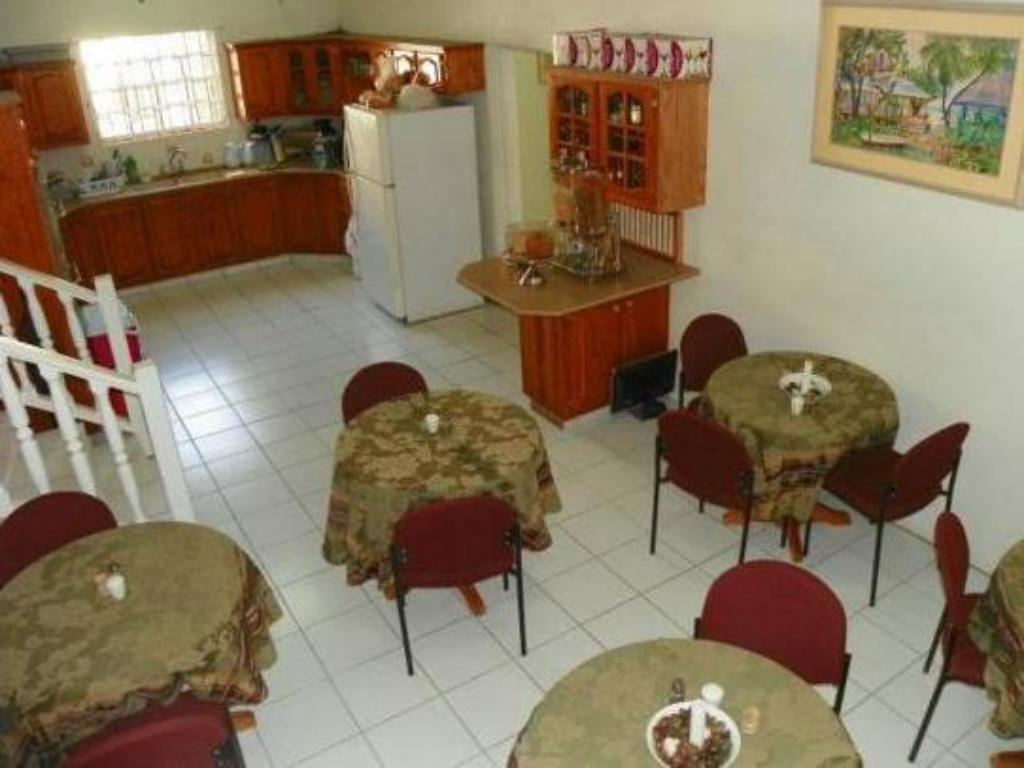 Hotellet indefra Emerald Ridge Guest House