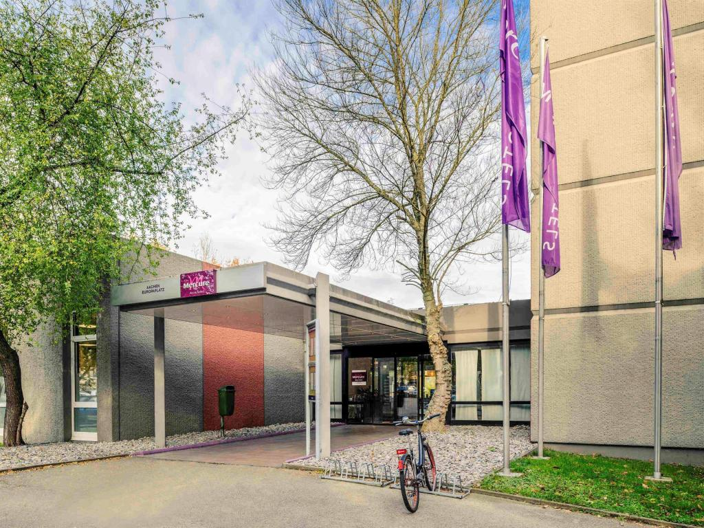 More about Mercure Hotel Aachen Europaplatz