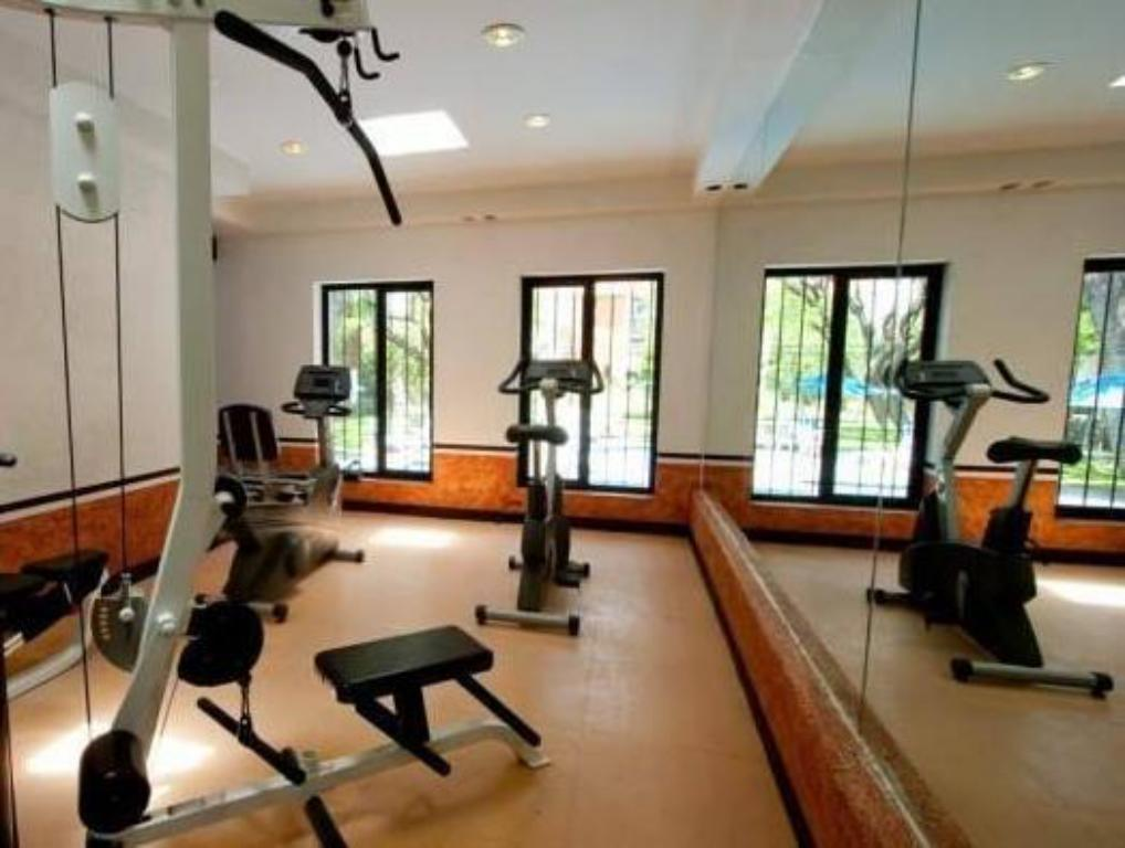 Fitness center Hotel Flamingo Inn