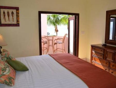 Deluxe Double Room Frangipani Beach Resort