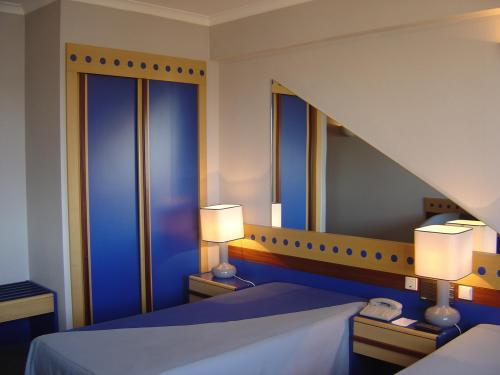 Twin eller dobbeltrom (Double or Twin Room)