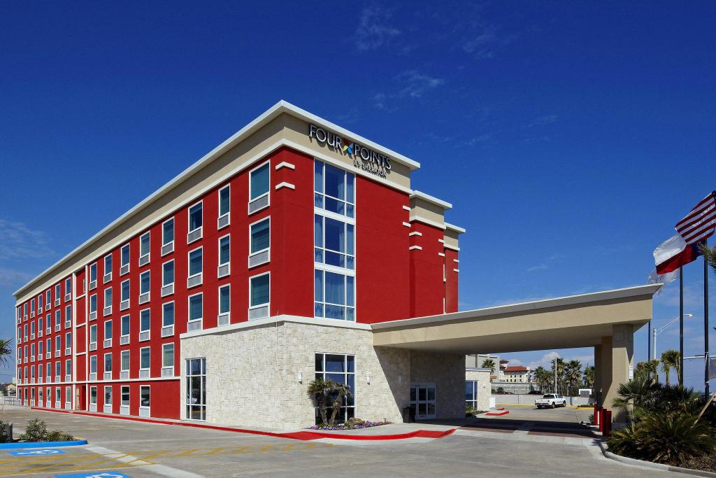 More about Four Points by Sheraton Galveston