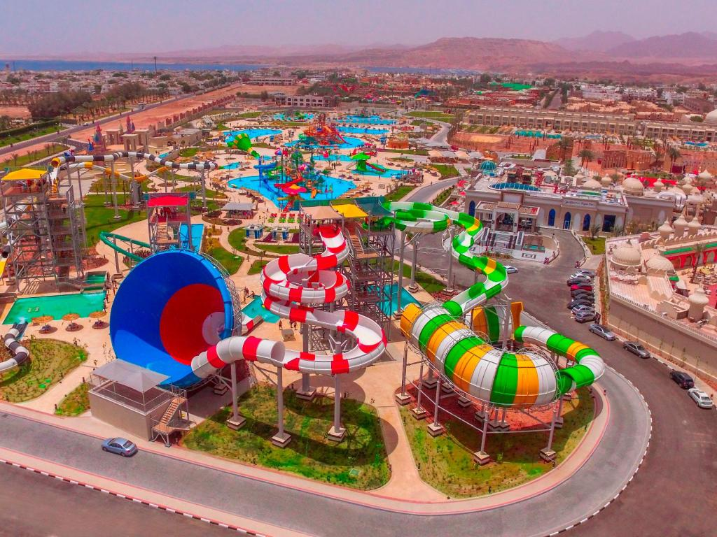 Hotel Aqua Park Hurghada