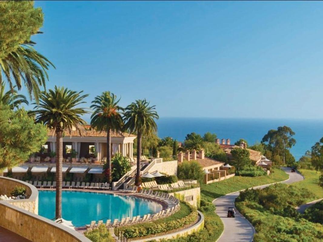 The Resort At Pelican Hill In Newport