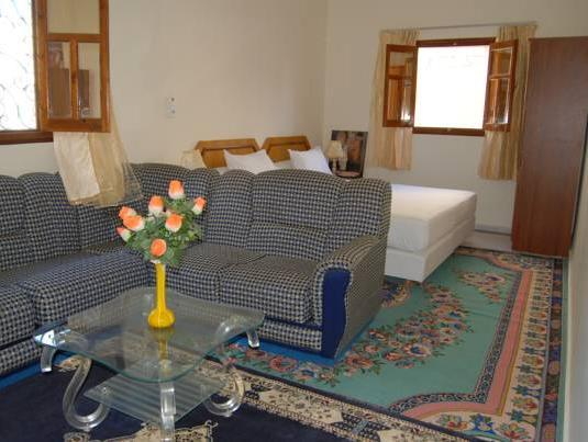 La Kasbah雙人房 (La Kasbah Double Room)