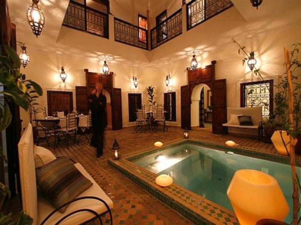 Πισίνα Riad Dar Elma And Spa