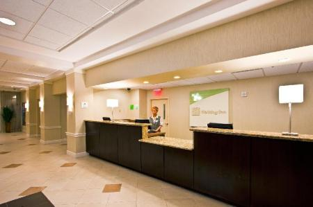 Lobby Holiday Inn & Suites Orlando Universal