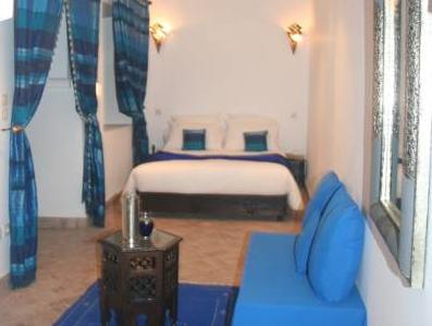 Majorelle Double Room