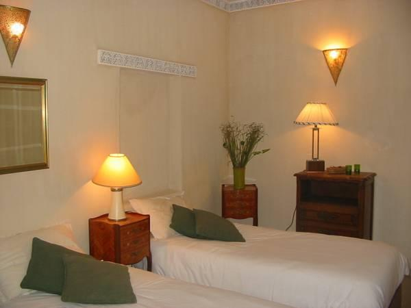 Nuit d'Ete Double or Twin Room