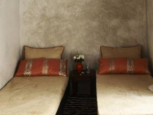 Quarto Twin Berber  (Berber Twin Room )