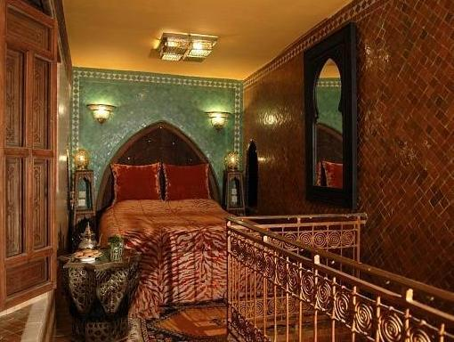 Lalla Zahra Single Room