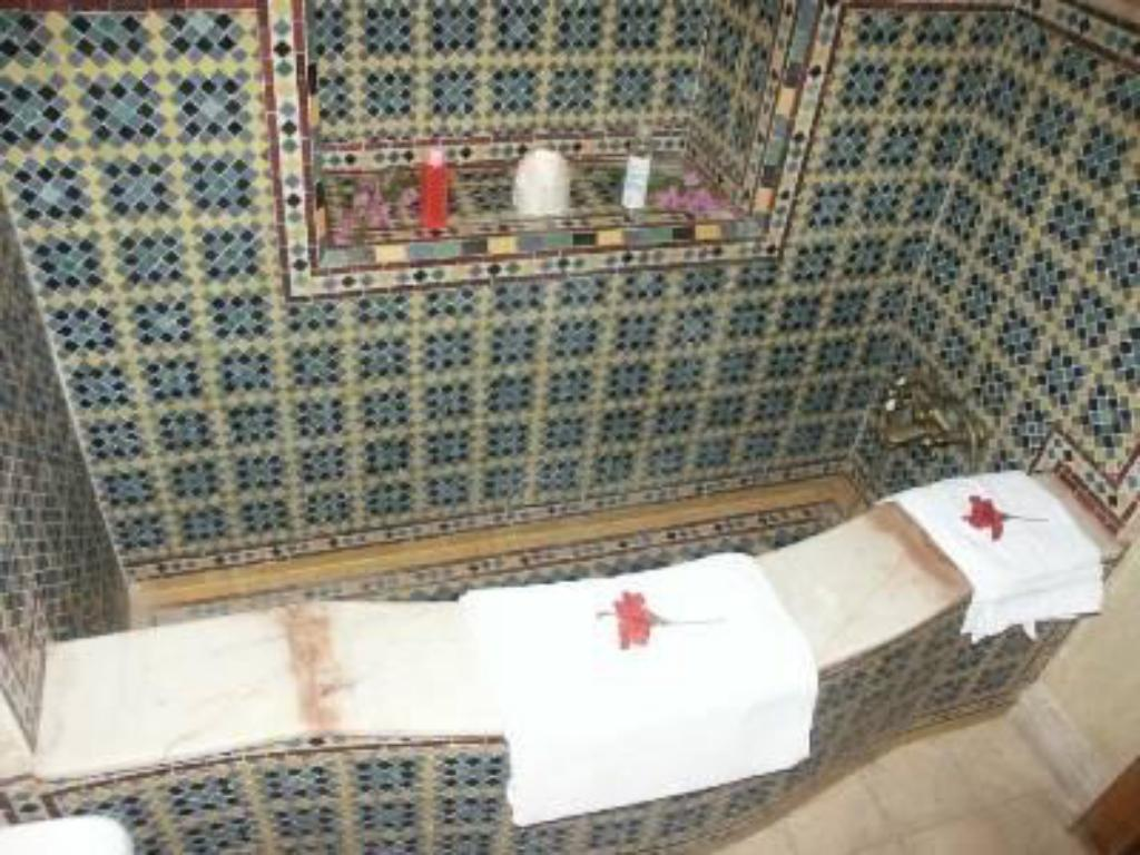 Double Riad Moulay Spa