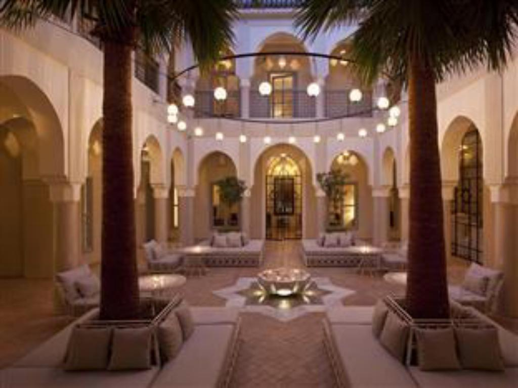 Interior view Riad Nashira & Spa