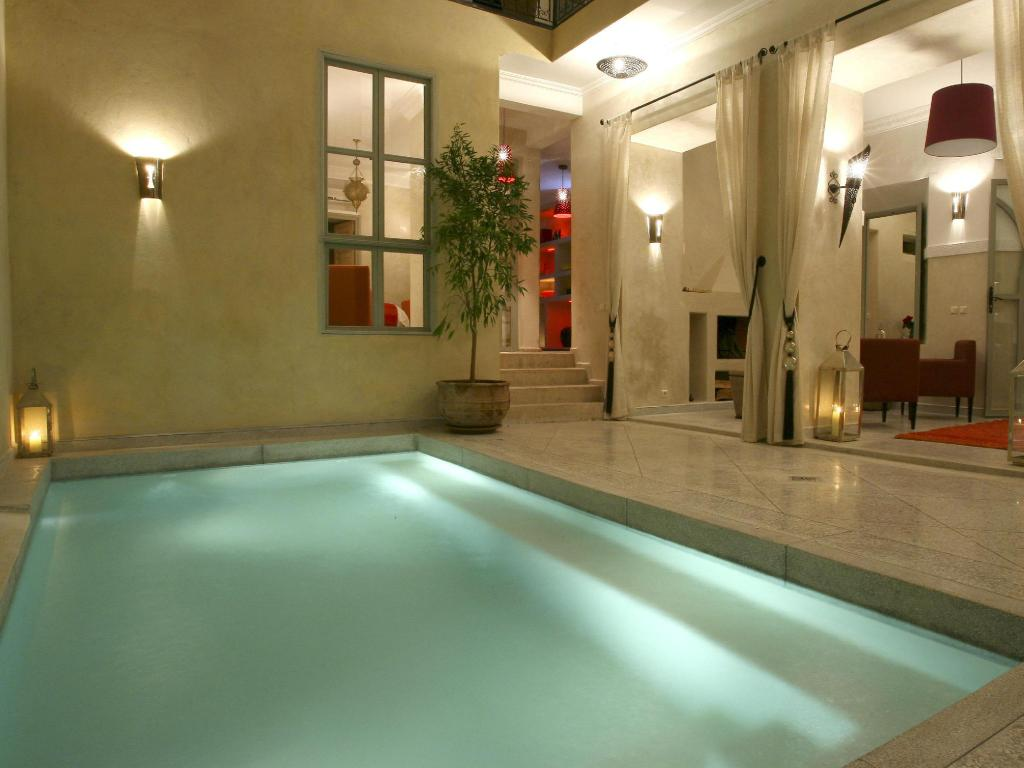 Swimming pool Riad Olema et Spa