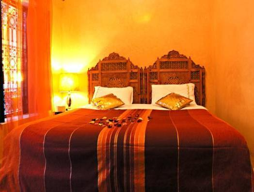 Citrine Double or Twin Room
