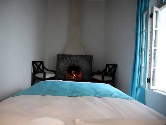 Lotus Bleu Double Room
